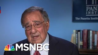 Panetta Calls Trump's Syria Pullout The 'Most Disastrous Foreign Policy Blunder' | Hardball | MSNBC