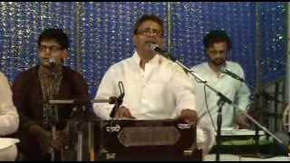 """""""Govardhan Giridhari Ji Sudhi Lena Hamaari ..."""" by Shri Govind Bhargav ji at Delhi"""