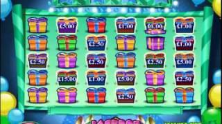 JACKPOT PARTY PROGRESSIVE WIN £455.21 (1820:1) LEPRECHAUN'S FORTUNE™ SLOT GAME AT JACKPOT PARTY®