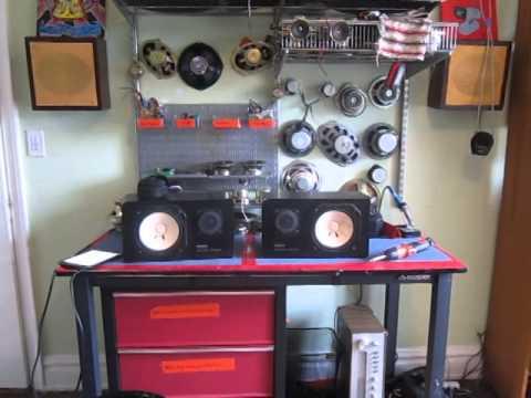 yamaha ns10. thrift store score: yamaha ns-10 studios! ns10