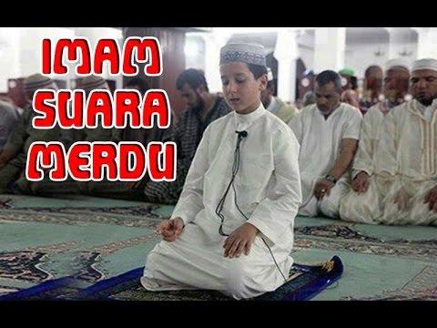 Masya Allah ! 7 Imam Sholat Bersuara Emas Dan Merdu Menggetarkan Hati