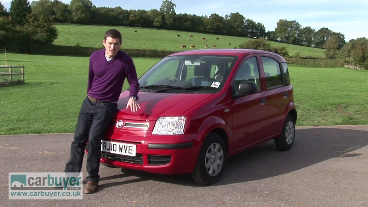 fiat panda hatchback 2004 2011 review carbuyer youtube. Black Bedroom Furniture Sets. Home Design Ideas