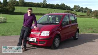 Fiat Panda hatchback 2004 - 2011 review - CarBuyer