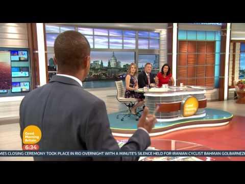 Piers Morgan On Jose Mourinho   Good Morning Britain