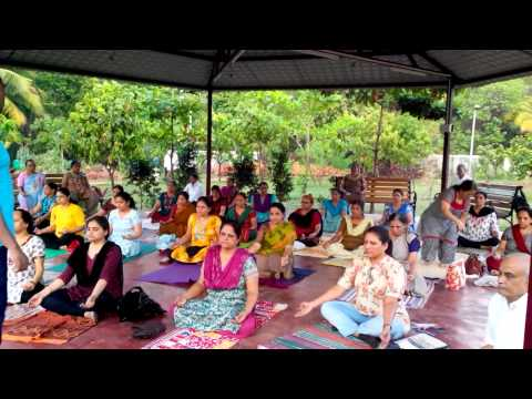 Free Yoga center at Vanvihar, Borivali (W) Mumbai.