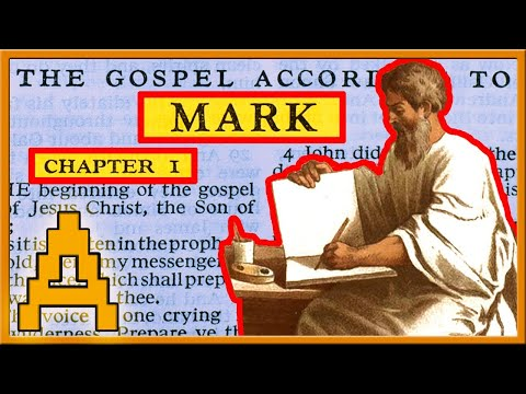 Bible Study on the Gospel of Mark: Chapter 1