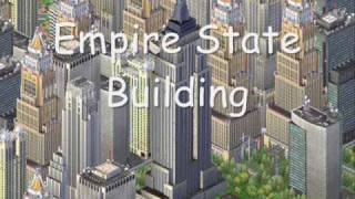 SimCity 3000 Unlimited - New Year City 2009