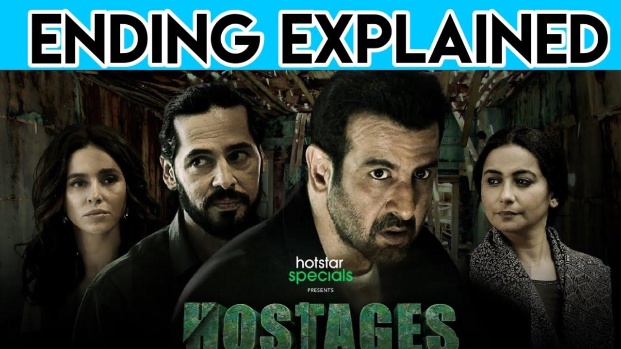 Download Hostages Season 2 Ending Explained   Hostages Season 2 Web Series Ending Explained   Disney+Hotstar
