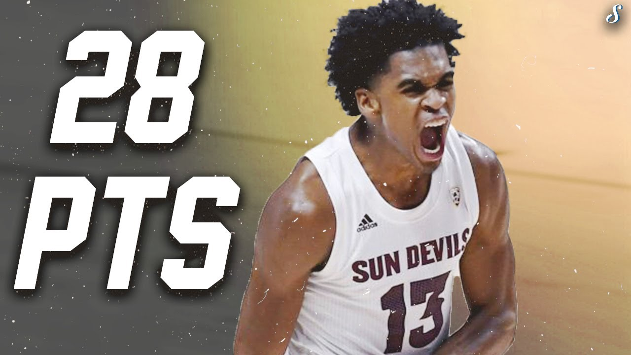 Josh Christopher Drops 28 Points On #3 Ranked Villanova | Full Highlights 11.26.20