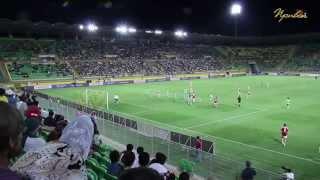 Новости В Дагестане прошел матч футбольных легенд