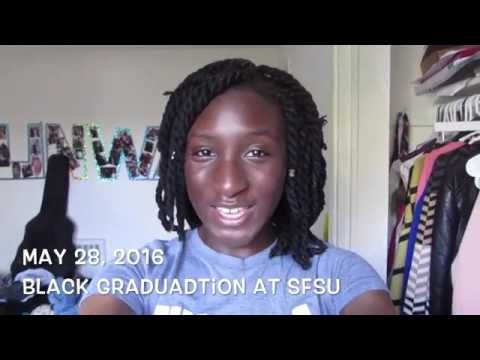 Summer Vlog 1: Black Graduation, Packing for Ghana, Moving in my Apartment