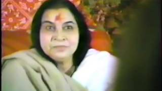 Lord of the Dance (Jesus Christ) Shri Mataji New York 1983 (Sahaja Yoga Meditation) Agnya Chakra Son