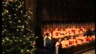Sans Day Carol - John Rutter  -  Peterborough Cathedral