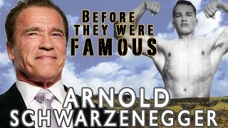 Arnold Schwarzenegger - Before They Were Famous