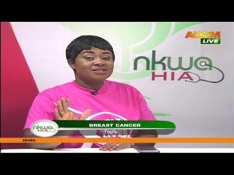 Breast Cancer - Nkwa Hia on Adom TV (24-10-20)