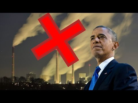 Obama Cracking Down On Climate Change Polluters