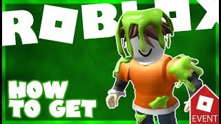 [EVENT] How to get the Slimed Body Suit| Roblox: Kids Choice Awards 2018