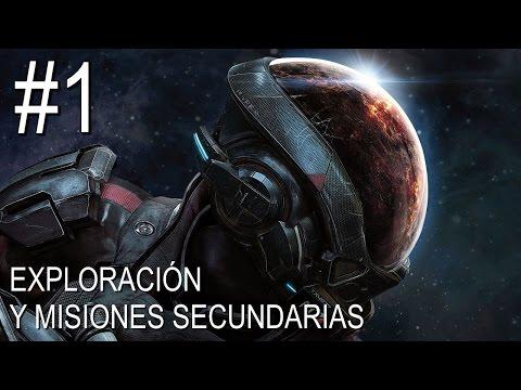 Mass Effect Andromeda - Exploración y misiones secundarias Parte 1