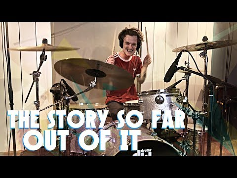"The Story So Far ""Out Of It"" Drum Cover By Anton Franzon"