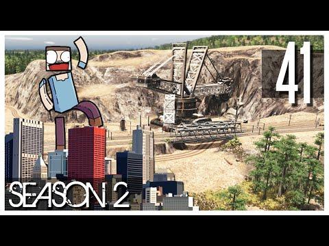 Cities Skylines - S2 Ep.41 : Quarry!