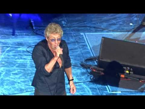 The Who - Won't Get Fooled Again, live at Colosseum Caesar Palace Las Vegas, 1 August 2017