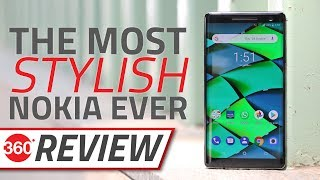 Nokia 8 Sirocco Review ✨Is the Best Looking Nokia Phone a Flagship Killer?
