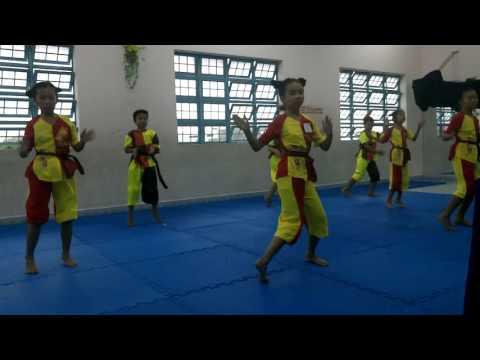 Bống Bống Bang Bang - Giải Nhất Nhảy Dân Vũ Trường Tiểu Học Nguyễn Văn Tây