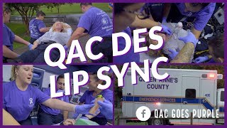 QAC Department of Emergency Services - Lip Sync Video (Overdose and Response)