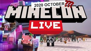 Minecon 2020! Major Update, Biome Vote & Cringe! Everything We Know & Community Tweets!