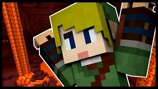 Minecraft Dreams - LEGEND OF ZELDA! [Part 2] | Custom Roleplay w/ Samgladiator