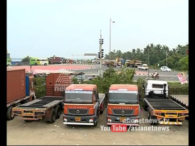 Lorry drivers on indefinite strike enters 2nd day