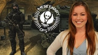MERCENARY OPS 3rd Person Shooter First Hands-On and Gameplay from GDC 2012!