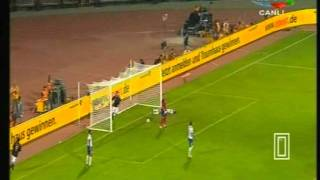 Azerbaijan - Germany 1:3 6.07.2011