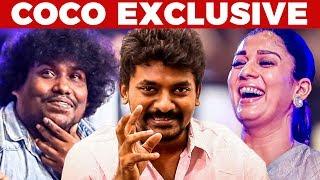 Yogibabu's Mischievous Behaviour & Nayanthara's Uncontrollable Laugh! - Nelson on Kolamaavu Kokila