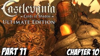 Castlevania Lords of Shadow Gameplay Walkthrough Part 11 - Chapter 10