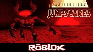 Realm of the 9 Portals [Realm 2 JumpScares] By Saint Abida Tribe [Roblox]