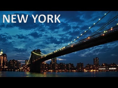 NEW YORK [part 1 of 2] – USA 🇺🇸