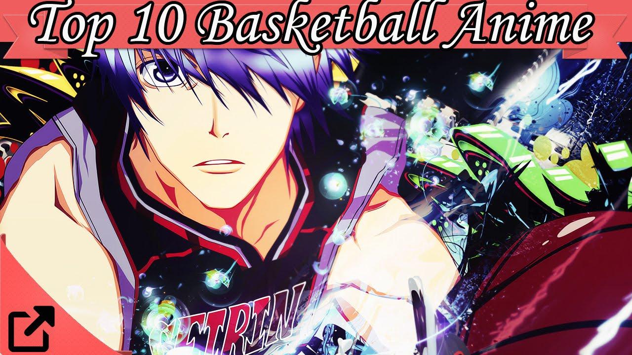 Top 10 Basketball Anime 2015 All The Time Youtube