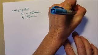 Hypothese Schreiben in AP Biology