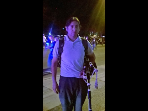 Copy of San Antonio Bagpiper - For Detective Benjamin Marconi - Nov 28, 2016