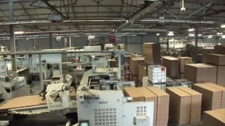 Bedrijfsfilm Dozenfabriek