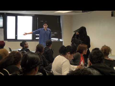 [ 1080p HD ] ~ New York City College of Technology: NYPIRG (After The Elaboration About NYPIRG)