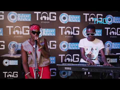 Beenie Gunter Live Acoustic Session At TAG TV