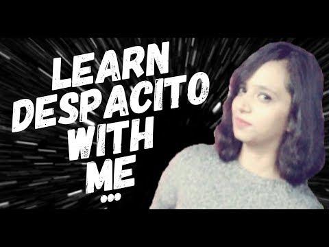 Learn Despacito | English subtitles | Hindi subtitles