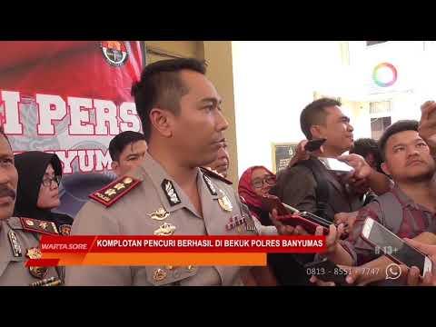 KOMPLOTAN PENCURI BERHASIL DI BEKUK POLRES BANYUMAS Mp3