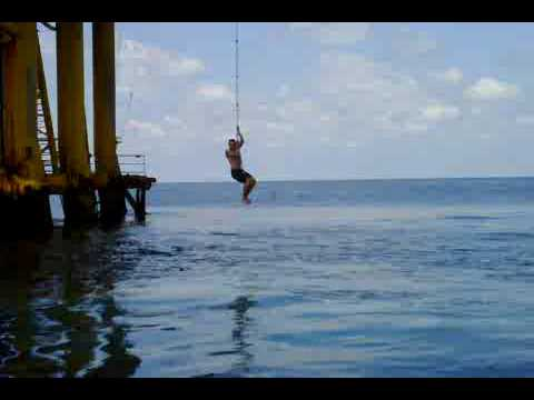 Offshore Rope Swing