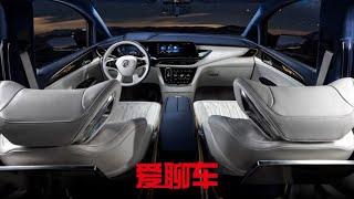 """Buick GL8""""四座版""""將開售!  2.0t發動機功率大幅下降,售價或超60萬  2021 Buick GL8 4 seats"""