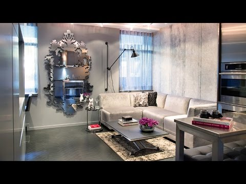Interior Design — A Tiny Model Condo Suite
