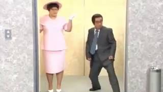 Câu chuyện trong thang máy - Hài Nhật Bản