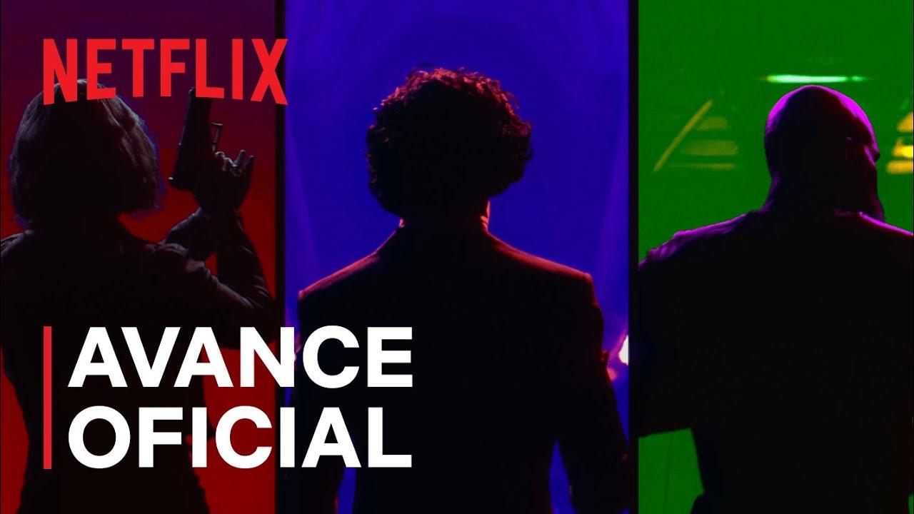 Cowboy Bebop   Avance oficial «La sesión perdida»   Netflix